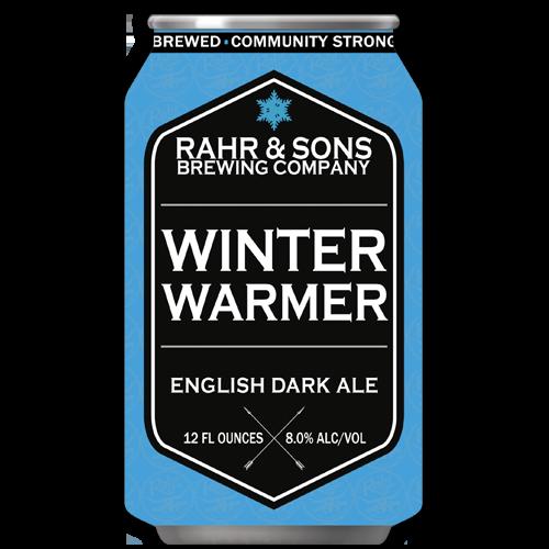 Logo of Rahr & Sons Winter Warmer