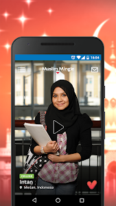 Muslim Mingle - Social Network screenshot 0