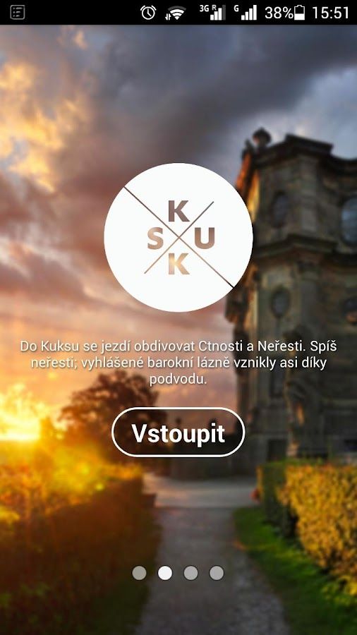 Kuck mal, Kuks – Screenshot
