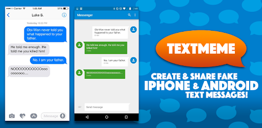 TextMeme – Fake Message Maker – Apps on Google Play