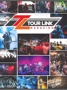 Tour Link Magazine- screenshot thumbnail