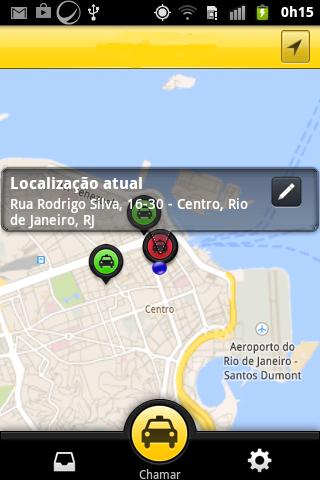 Táxi Atlântida Cliente