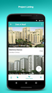 Own A Roof - Property Search- screenshot thumbnail