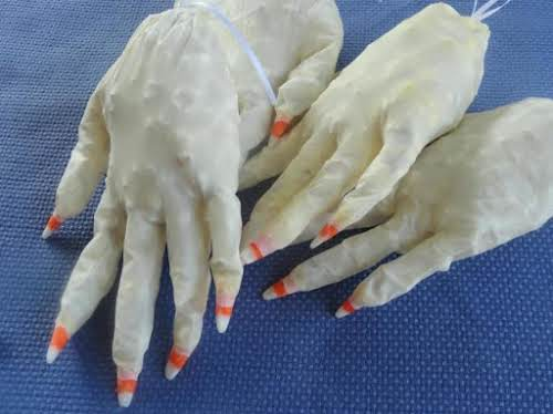 """Witch's Hands """"These are classic! Kids think they are so cool! :)..."""