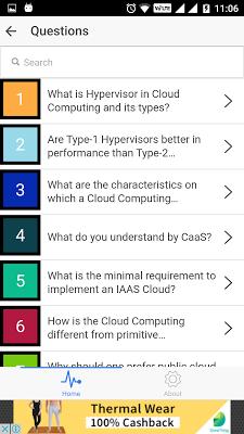 Cloud Computing Interview QA - screenshot