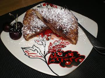 Cherry French Toast