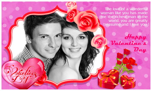 Happy Valentine day HD Photo Frames - Android Apps on Google Play