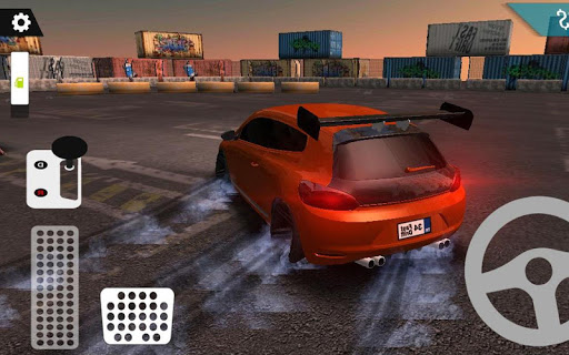 Scirocco RS Racing Simulator