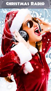 Christmas Radio - náhled