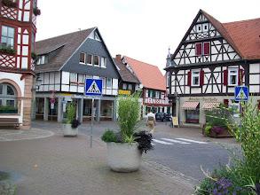 Photo: 5e Dag, maandag 20 juli 2009 Leeheim -st Leon See Dag afstand: 107,7 km, Totaal gereden: 498 km .Lorch