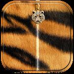Tiger Zipper Lock Screen 1.0 Apk