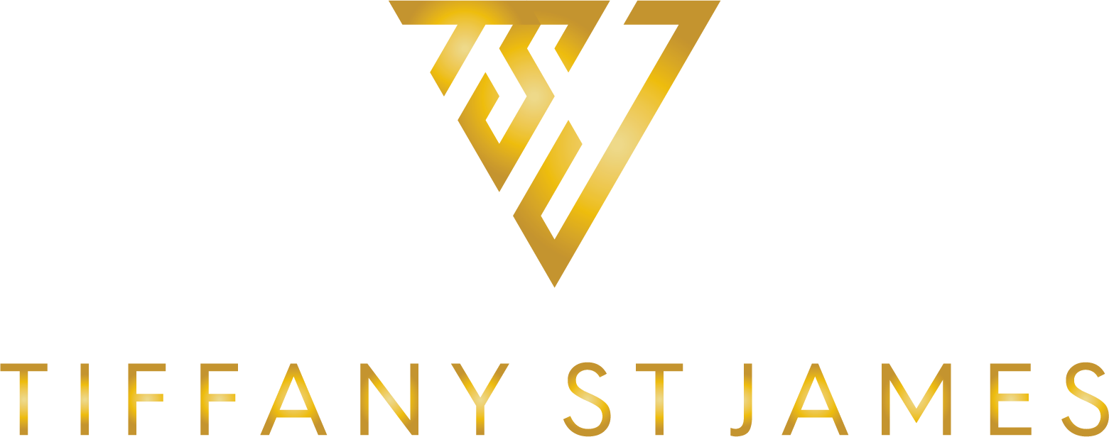Tiffany St James Keynote Speaker Logo