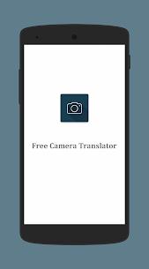 Camera Translator Free 1