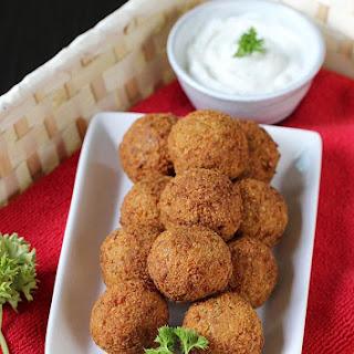 Falafel Recipe | How To Make Falafel | Chickpea Falafel