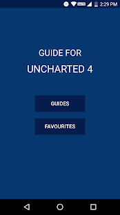 Guide for Uncharted 4 - náhled