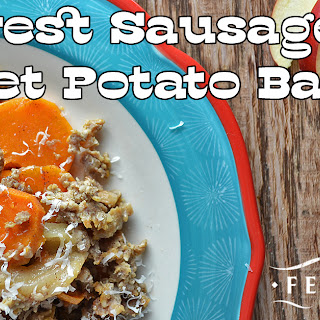 Sausage-Sweet Potato Bake Recipe