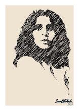 """Photo: Bruno Steinbach. """"GLÓRIA VASCONCELOS, opus IV"""". Infogravura/papel couchê, 42 x 29,7 cm, maio de 2011, Paraíba, Brasil (in memoriam).  Cantora de primeira, animava a noite de João Pessoa, Paraíba, no início da década de 80. Partiu muito cedo (1986) e esse é um dos raros registros da sua voz...   https://www.youtube.com/watch?v=hmHIkSqipjQ&feature=player_embedded&wl_token=Wnd9qSfQFKlHtZOf2_WgzMYAUWx8MTMwNTY2MTgxNUAxMzA1NTc1NDE1&wl_id=hmHIkSqipjQ#at=57"""