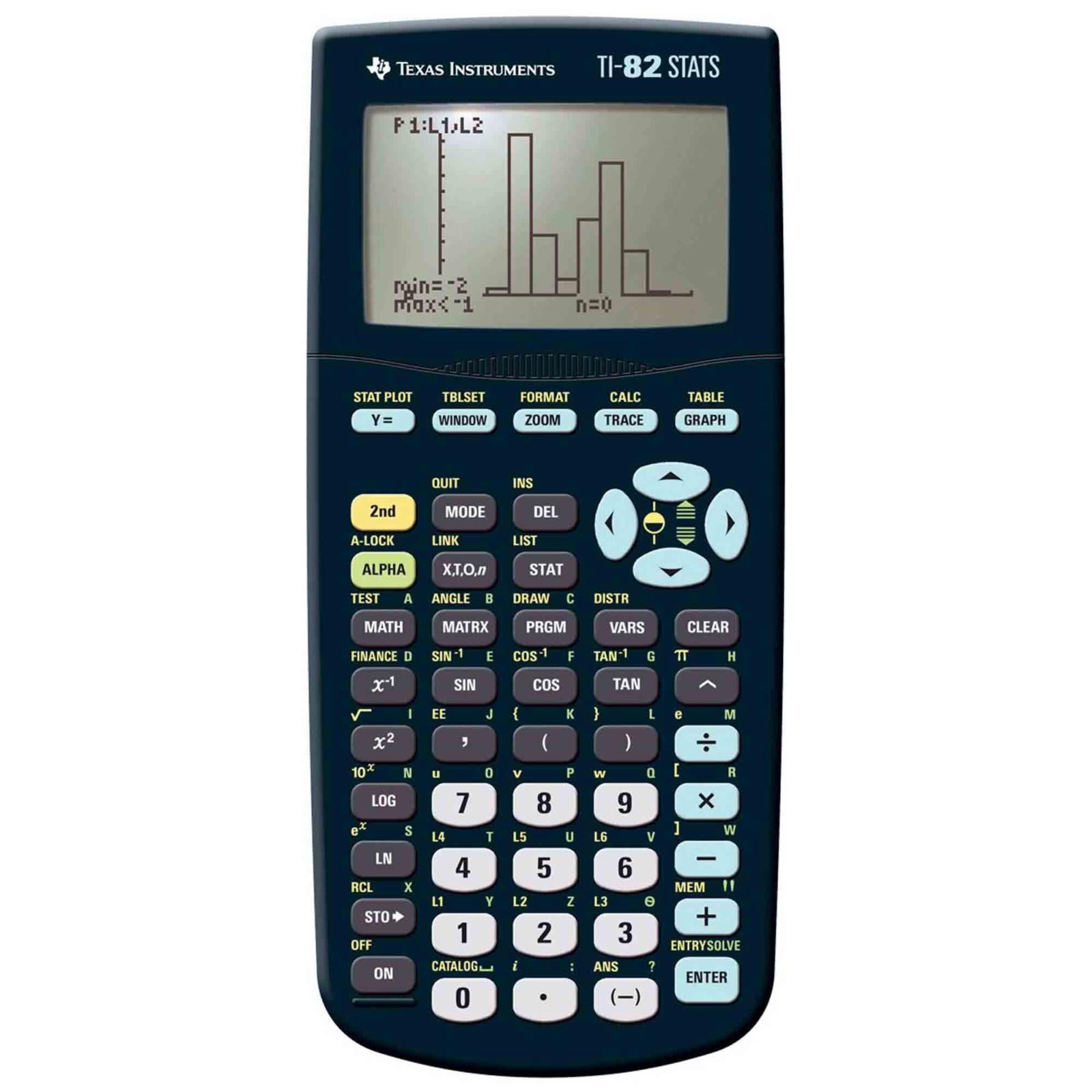 Texas Instruments TI-82 STATS Grafräknare