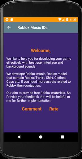 Roblox Music IDs