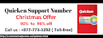 Quicken Customer Service Toll Free Number +1-877-773-3202 (Toll Free)
