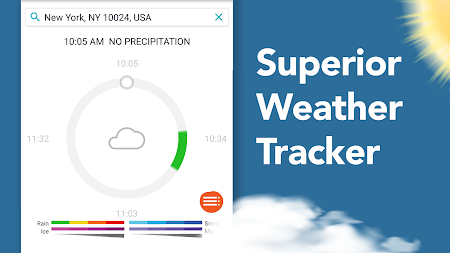 AccuWeather: Weather Forecast Updates & Radar Maps APK screenshot thumbnail 1