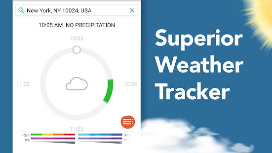 App AccuWeather: Weather Radar & Live Forecast Maps APK for Windows Phone