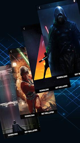 Art Star Wars Amoled Wallpapers 4k Hd Versi Terbaru Untuk Android Unduh Apk