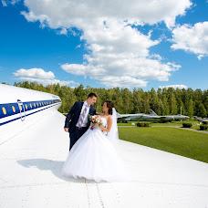 Wedding photographer Andrey Saksonov (asaksonov). Photo of 21.01.2016