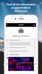 MyClubConnect London Clubbing- screenshot thumbnail