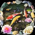 Koi Fish Live Wallpaper icon