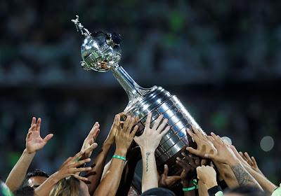 Les Coupes toujours suspendues en Amérique du Sud jusque début mai