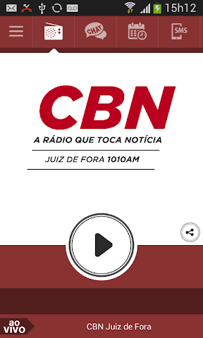 android CBN Juiz de Fora Screenshot 0