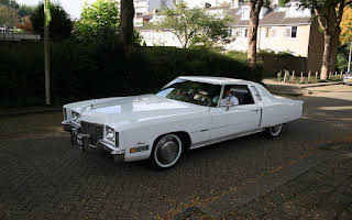 Cadillac Eldorado Rent Noord Holland