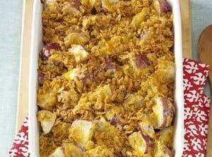 Easy Ranch Potatoes Recipe