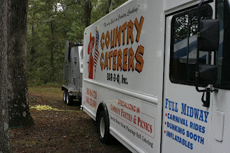 Photo: great food from Country Caterers