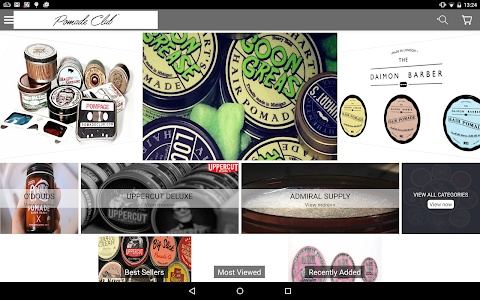 Pomade Club screenshot 5