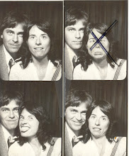 Photo: Arcade fun, about 1978. Maybe the only moment ever that I was prettier than her. She was still an awfully good sport.