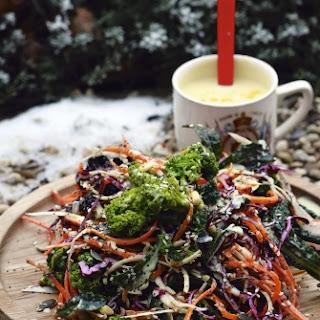 Delicious Winter Salad.