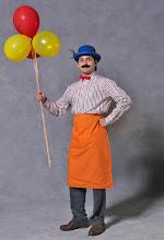 Photo: Balloon Man Jolly Holiday