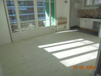 Appartement 2 pièces 50,2 m2