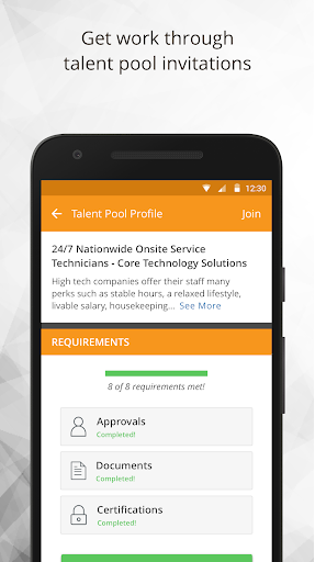 WorkMarket - Find Jobs and Get Work Done Anywhere screenshot 6