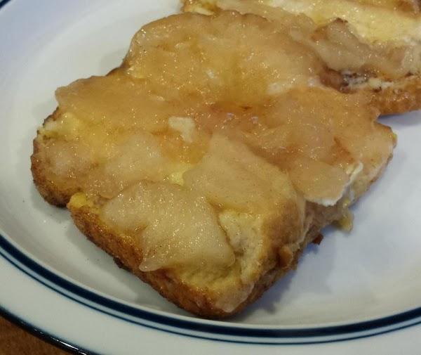 New York - Baked Apple French Toast Recipe