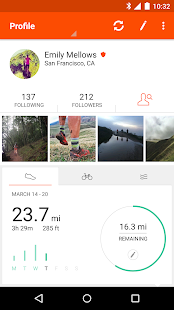 Strava Running and Cycling GPS- screenshot thumbnail