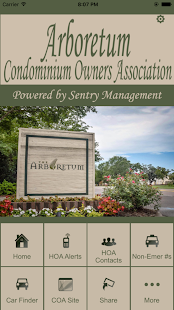 Arboretum Condo Owners Assn - náhled
