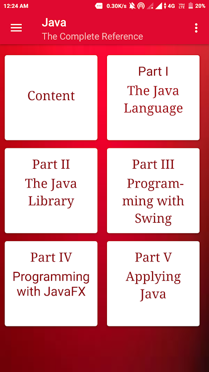 Java - The Complete Reference | Herbert Schildt – (Android