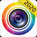 PhotoDirector Photo Editor: Edit & Create Stories icon
