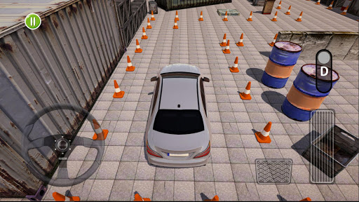Code Triche Hard Car Parking mod apk screenshots 1