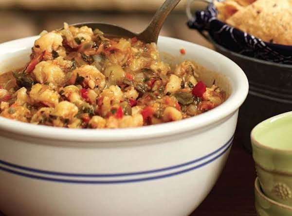 Shrimp Chili That's Anything But Recipe