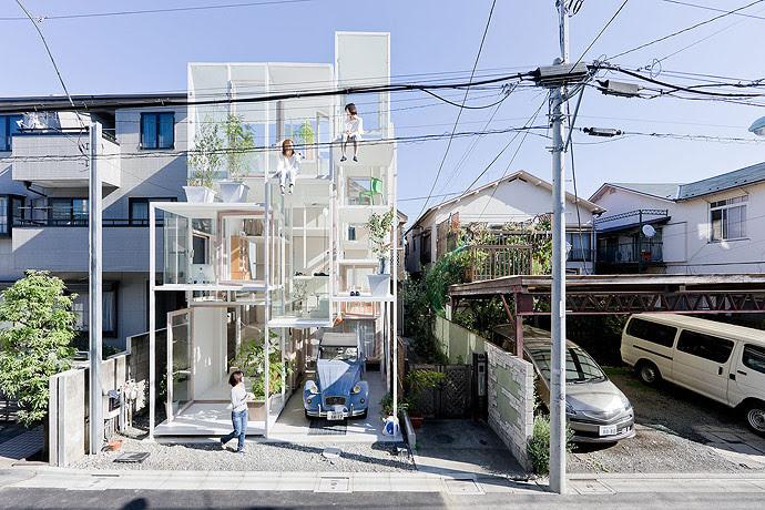 Casa NA - Sou Fujimoto