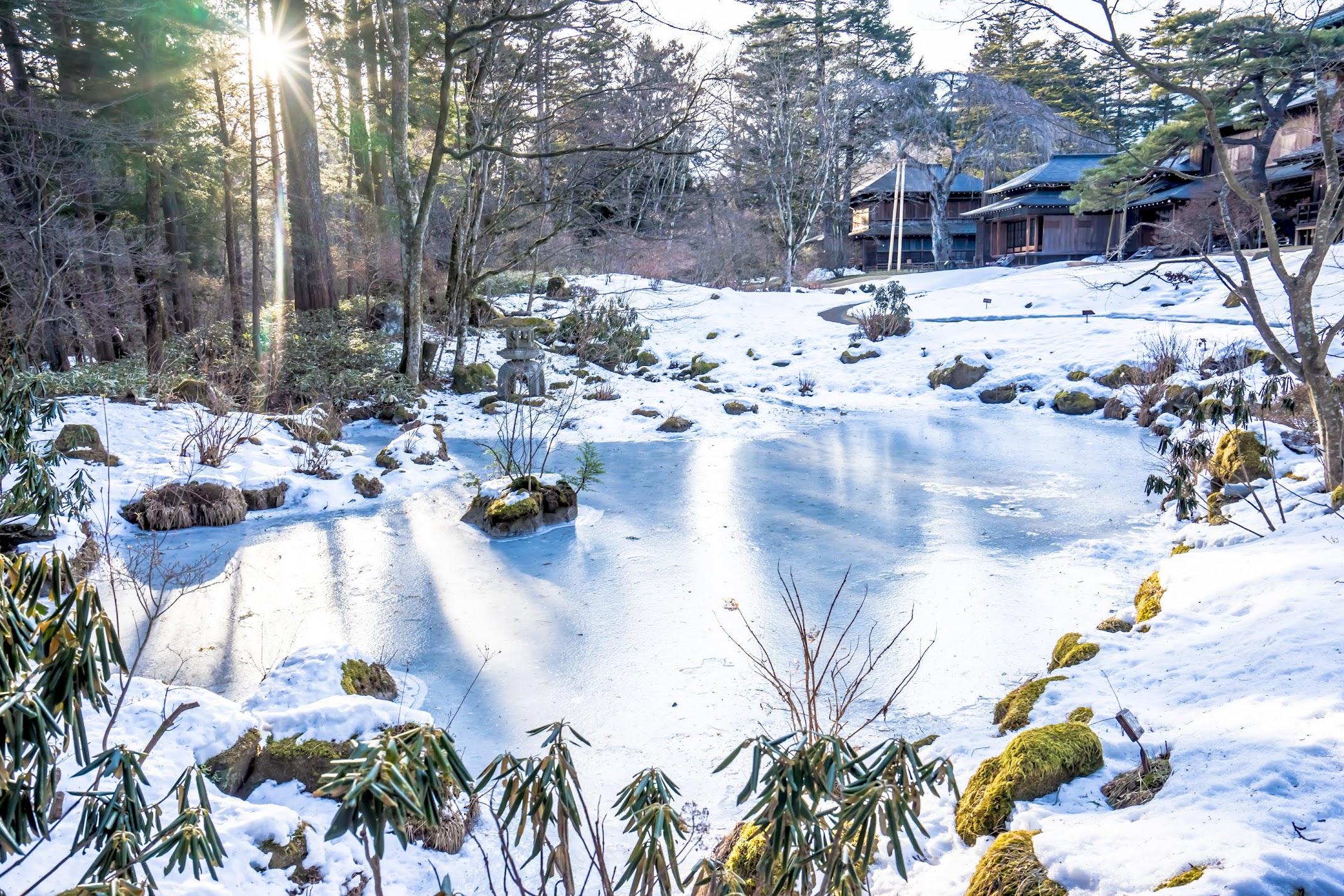 Nikko Tamozawa Imperial Villa Memorial Park5
